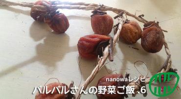 バルバルさんの野菜ご飯(6)