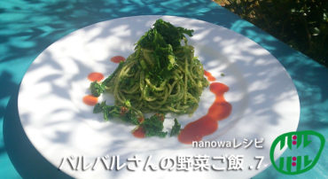 バルバルさんの野菜ご飯(7)